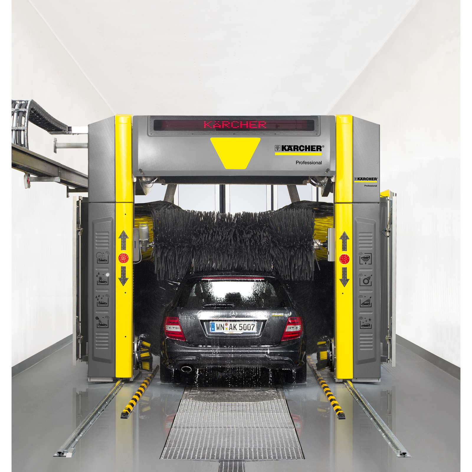 professional car wash solutions
