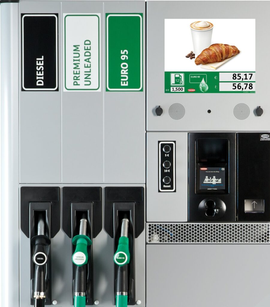 Fuel Dispenser Media