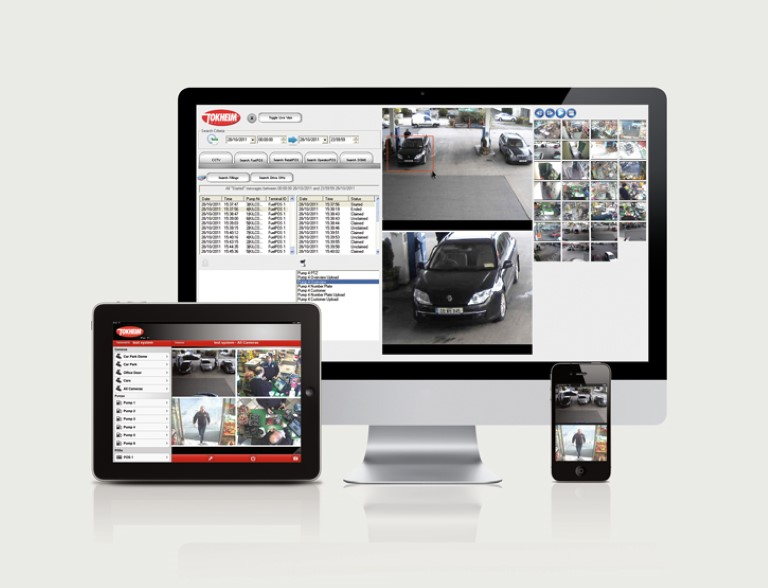 Forecourt CCTV Solutions