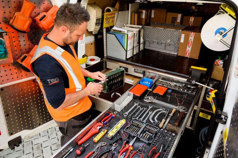 maintenance systems by TSG solutions