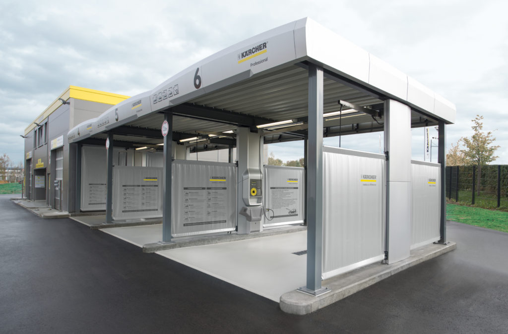 TSG UK - Karcher Professional Car Wash Centre