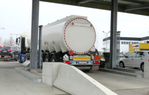 Tankwagen 2 Füllstationen