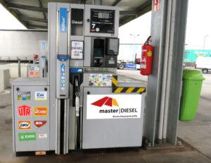 Masterdiesel LKW Zapfsäule