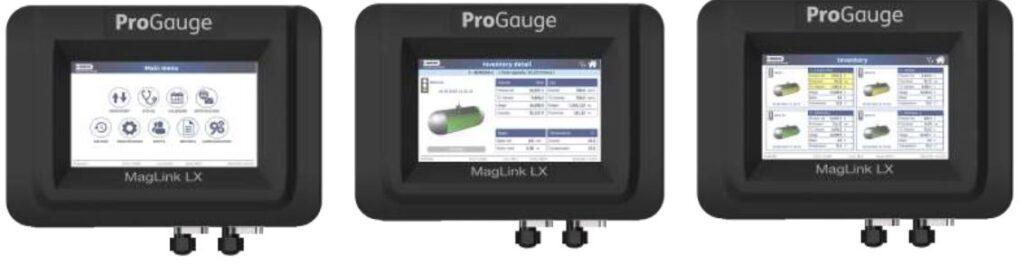 MagLink Konsolen Interface